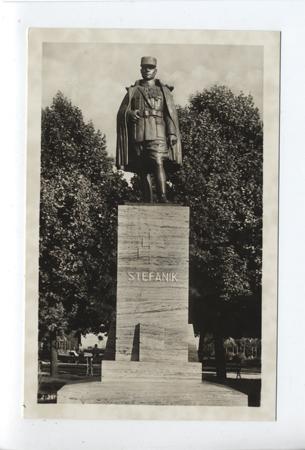 Stefanikuv pomnik, Spisská Nová Ves; Igló