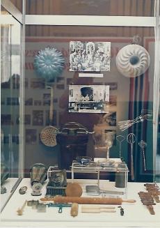 Egykori MKVM vendéglátóipari kiállítás Székesfehérvár 1985.
