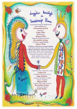 Árgyélus királyfi és Tündérszép Ilona plakát