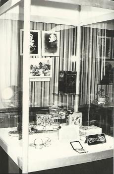 Egykori MKVM kiállítás Budapest 1984.