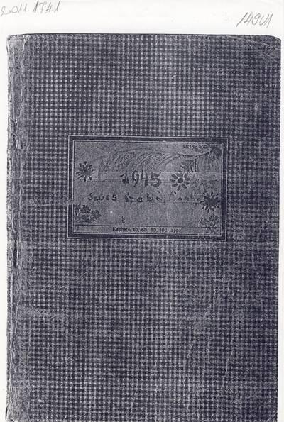 Sz. Sz. Sándor kézirat