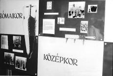 Egykori MVM vendéglátóipari kiállítás Székesfehérvár 1966.