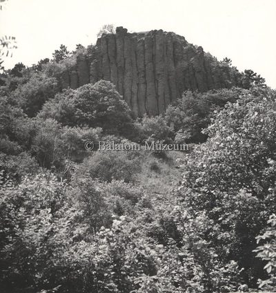 Szentgyörgy-hegy bazalorgonái