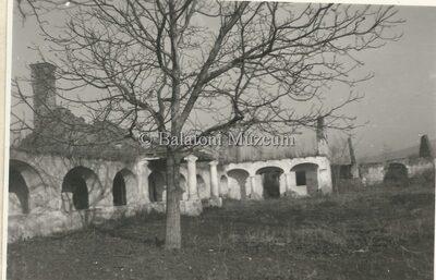 A Tobak-ház (Kerkápolyi kúria) belső része
