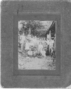 Fotó, csoport a Somlón