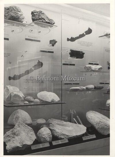 A Balatoni Múzeum 1967-es állandó kiállítása