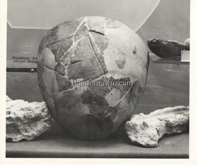 A Balatoni Múzeum 1967-es állandó kiállításának katalógusa