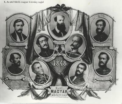 Batthyány kormány 1848.