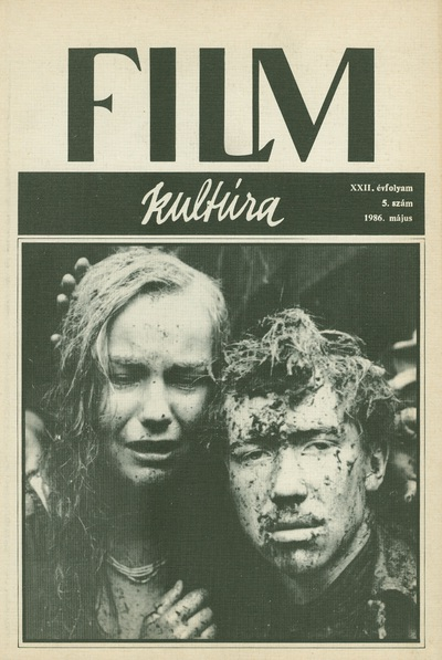Filmkultúra 1986/5. szám