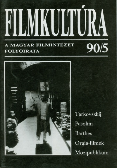 Filmkultúra 1990/5. szám