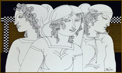 Három nő