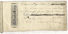 Debreceni váltócédulák, 1840, 1841, 1848