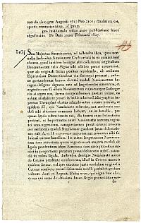 Iustitia Regnorum Fundamentum kitüntetés A és B változatának leírása és rajza, 1827