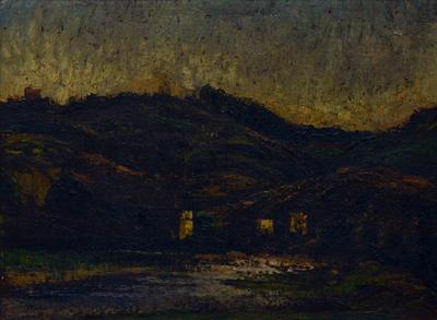 Házak hegyek között