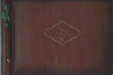 Fényképalbum - Csemege üzletek  kirakatai és üzletbelsői  1951-58