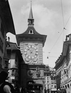 Berni óratorony Svájcban