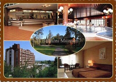 Hotel Aqua, Hévíz
