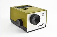 Prexer Jack diavetítő