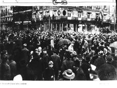 Astoria Szálló, Budapest 1918.