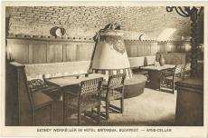 Hotel Britannia, Budapest 1930-as évek