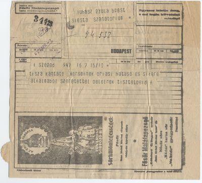 Juhász Gyula levelezése