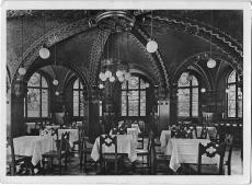 Palotaszálló étterem, Lillafüred 1937.