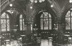 Palotaszálló étterem, Lillafüred 1930-as évek.