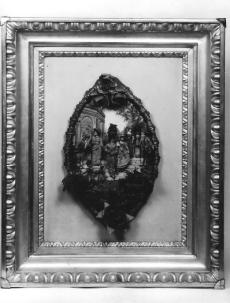 Ruszwurm Cukrászda védett berendezése, Budapest, tragant-kép