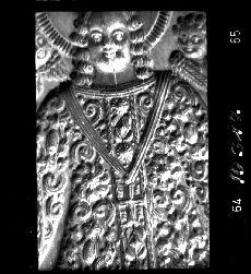 Negatív, mézeskalács sütőfa, Pápa