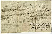 Királyi szabadságlevél, 1819