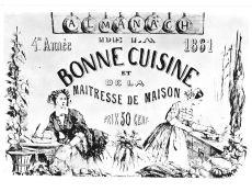 Évkönyv címlap, Franciaország, 1865.