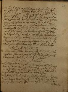 A Sárospataki Református Kollégium Gyulafehérvárra telepítésekor mondott prédikáció