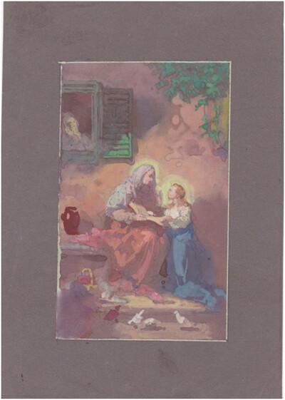 Szent Anna és Mária