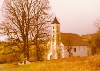 A mánfai római-katolikus templom