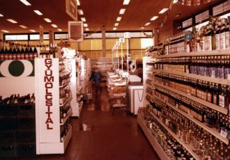 Uránvárosi szupermarket