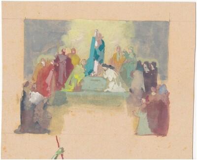 Szűz Mária és a Kis Jézus