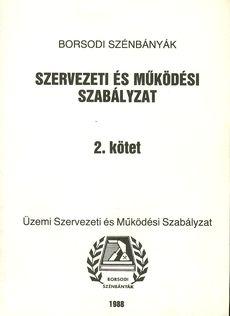Szervezeti és Működési Szabályzat