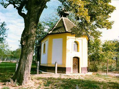 Domolosi kastély kápolnája