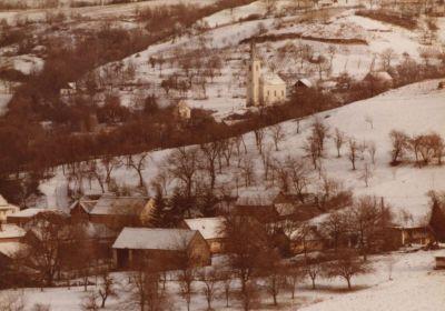 Mecseknádasdi tájkép