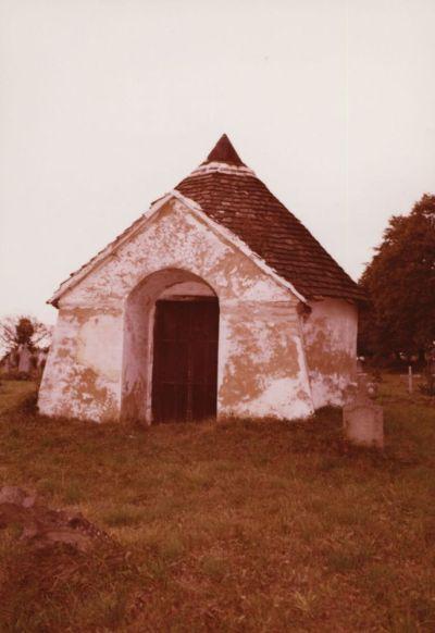 Somogyhárságyi temetőkápolna