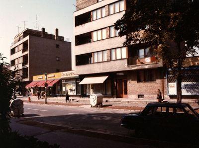Petőfi utcai OTP Lakások