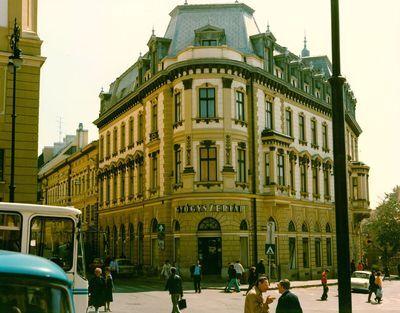 Gyógyszertár a Széchenyi téren