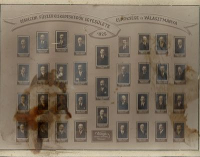 Debreceni Fűszerkereskedők Egyesülete