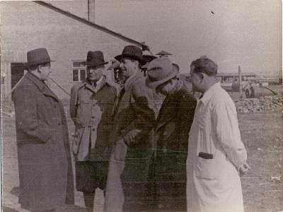 Cikta Rt. Cseh építési vezetők