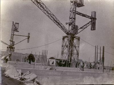 Cikta Rt. Gyárépület alapozása