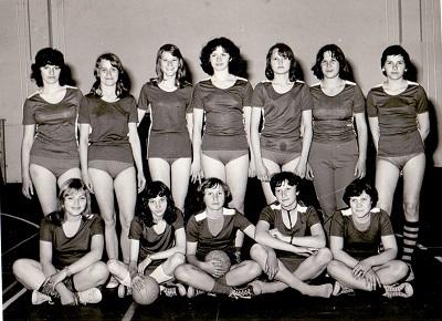 Női kézilabda csapat