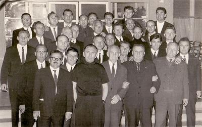 Ökölvívók jubileumi találkozója (20 éves)
