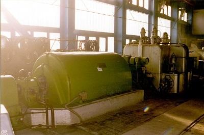 Martfűi Növényolajgyár olajfinomító