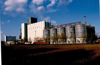Martfűi Növényolajgyár D-NY felől