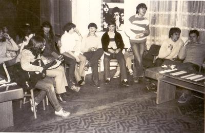 Ifjúsági klub a Művelődési Központban